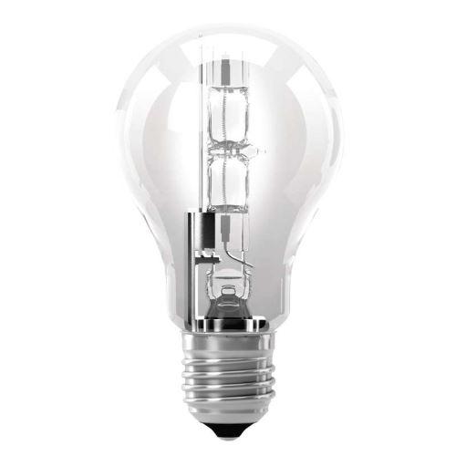 Halogenová žárovka ECO A55 105W E27 teplá bílá, stmívatelná, ZH0802