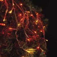 Spoj. Standard LED řetěz pulzující – rampouchy,2,5m,č./ja., 1534200300