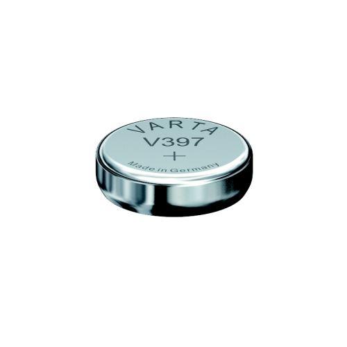 Knoflíková baterie do hodinek 397 Varta