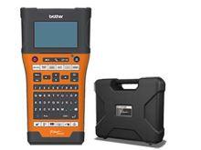 Brother PT-E550WVP tisk. samolep. štítků s WiFi, pro pásky 6-24 mm + kufr PTE550WVPYJ1
