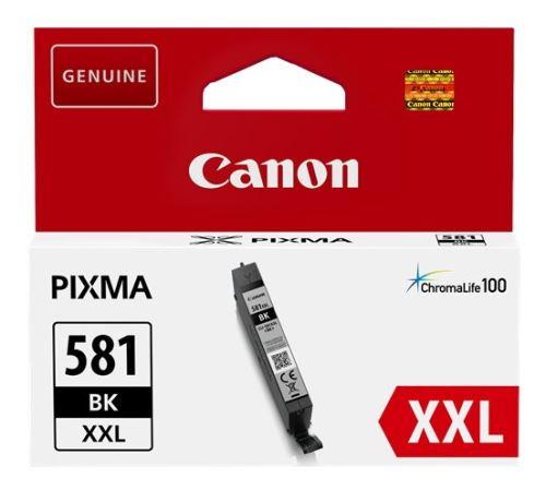 Canon cartridge INK CLI-581XXL BK