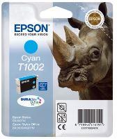EPSON cartridge T1002 cyan (nosorožec), C13T10024010