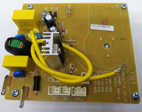 Deska elektroniky robot STM 635 x.. Sencor