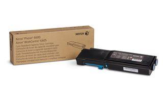 Xerox Toner Cyan pro Phaser 6600/WC 6605 (2.000 str.)