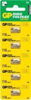 Alkalická speciální baterie GP 11AF, blistr, 1021001115