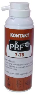 Speciální sprej pro jemné součástky a kontakty, nevodivý, 220ml PRF-7-78/220