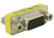 Adaptér DB15 (VGA) samice/samice 65001