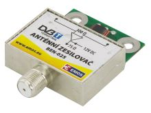 Anténní předzesilovač 25dB VHF/UHF, 2507100600