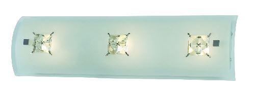 Rabalux 3824 krystal 3, nástěnné svítidlo