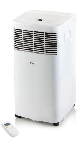 Mobilní klimatizace 5000 BTU - DOMO DO1034A, Energetická třída: A