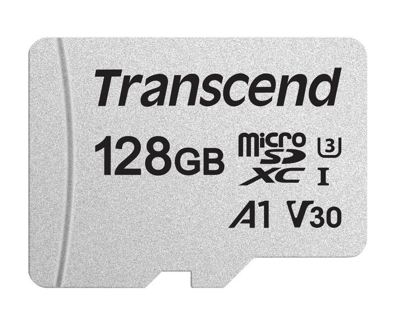 Transcend 128gb Microsdxc 300s Uhs I U3 V30 A1 Class 10 Pametova
