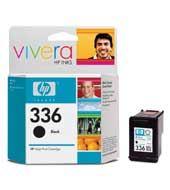 HP C9362EE Ink Cart No.336 pro DJ 5440, OJ1510, 5ml, Black