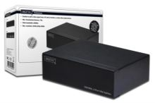 Digitus Video rozbočovač 1 PC, 2 monitory 350 MHz, HDSUB 15/M - 2xHDSUB 15/F, Max. 2048 x 1536p DS-41100