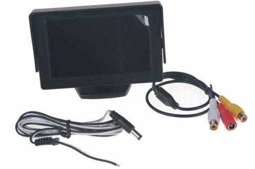 """LCD monitor  4,3"""" 80054"""