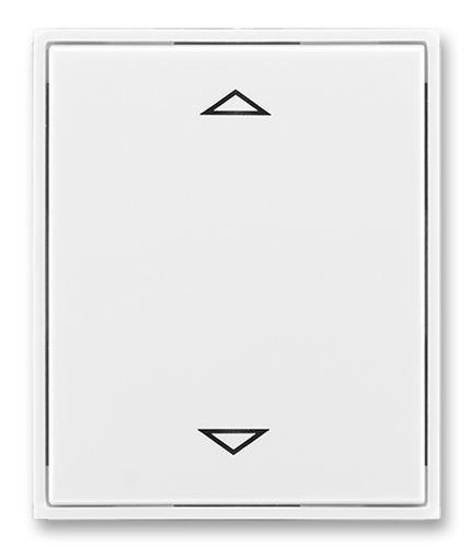 JBE K 3299E-A00110 01 KRYT SPÍN.ŽALUZ.KRÁTKOC., BÍLÁ/LED.BÍLÁ