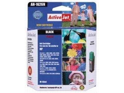 ActiveJet Ink cartridge HP 6614 Bk no20 ref. - 40 ml     AH-20N