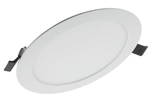 LDV SVÍTIDLO LED DOWNLIGHT SLIM VALUE DN205 22W/4000K 1920LM WT IP20