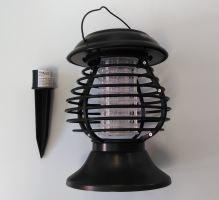 LED solární zahradní UV anti Mosquito světlo Trixline TR 614