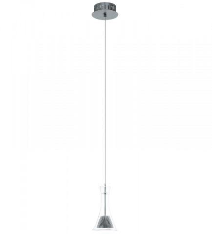 EGLO SVÍTIDLO 93791 LED-HL/1 NICKEL-MATT/KLAR MUSERO
