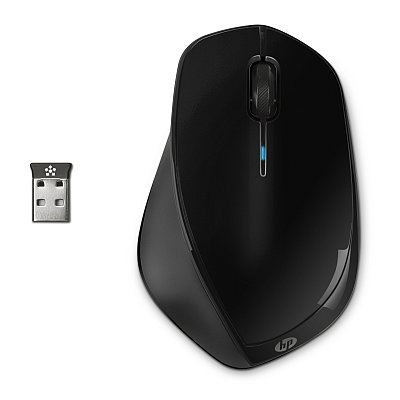 HP myš X4500 bezdrátová černá