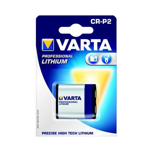 Foto baterie CR-P2 Varta