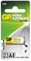 Alkalická speciální baterie GP 23AF (MN21, V23GA) 12 V, 1021002311