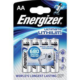 FR6 4BP AA Ultimate Li ENERGIZER