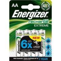 Nabíjecí baterie HR6 4BP AA Ext NiMH 2300mAh ENERGIZER