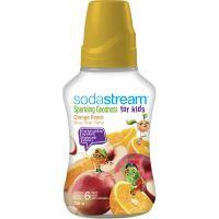 Orange Peach Good-Kids 750mlSODA