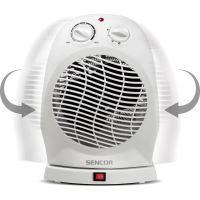 SFH 7051WH Tepl. ventilátor SENCOR