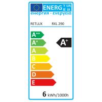 RXL 290 Laser Red/Green DO IP44 RETLUX