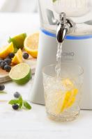 Domácí limonádovník - dávkovač nápojů DOMO DO9197LD, Objem: 4 litry