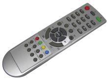 LCD TV-3  Dálkový ovladač originální 08010240