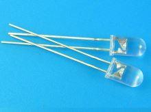 LED INFRA dioda - pro dálkový ovladač typ KINGBRIGHT L-7113F3C