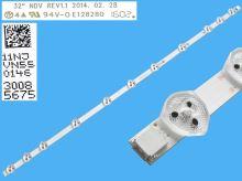 LED podsvit 575mm, 11LED / LED Backlight 575mm - 11DLED, 30085675