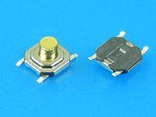 Mikrotlačítko SMD 5 x 5mm - 3mm výška