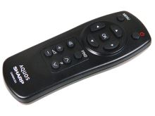 RRMCGA968WJSA Dálkový ovladač SHARP originální