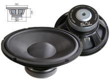 Reproduktor SAL SBX3040/BK 8 ohm / 150W - basový reproduktor