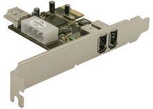 DeLock PCI Express x1 2+1 FireWire A