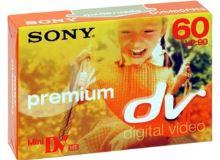 SONY Mini DV kazeta Premium, 60 minut, DVM60PR