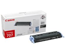 Canon toner CRG-707Bk black (CRG707BK)