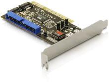 DeLock PCI řadič 2x SATA + 1x IDE, RAID, 70146