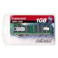 Transcend paměť DDR 1GB 400MHz CL3 Doživotní záruka, JM388D643A-5L