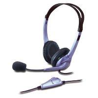 Genius headset HS-04S (sluchátka+mikrofon) 31710025100