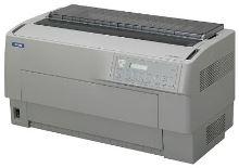 EPSON jehličková  DFX-9000N - A3/4x9pins/1550zn/1+9kopii/USB/LPT/COM/NET, C11C605011A3