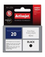 ActiveJet Ink cartridge HP 6614 Bk no20 ref. - 40 ml     AH-20N EXPACJAHP0006