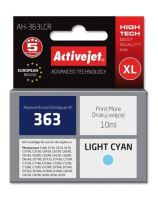 ActiveJet Ink cartridge HP 8774 Lig.Cyan ref. no363 - 10 ml     AH-774