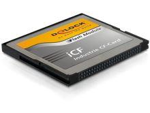 DeLock CompactFlash Card 1 GB industrial, 54202