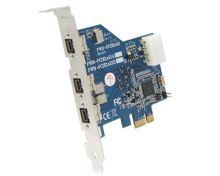 IOI FWB-PCIE1x21B PCI Express x1 FW-B 3Port