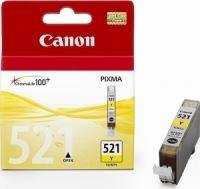 Canon cartridge CLI-521Y Yellow (CLI521Y), 2936B001